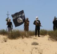 مقتل جنود مصريين في هجوم لداعش بسيناء