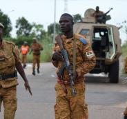 قتلى في بوركينا فاسو