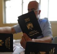 ترتيب جواز السفر الفلسطيني على العالم