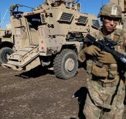 قوات امريكية في سوريا