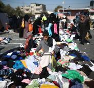 انخفاض معدلات الانتاج 60% في غزة