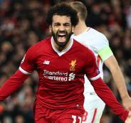 محمد صلاح يحقق 33 جائزة في أول مواسمه مع ليفربول
