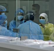 وفيات بكورونا في العالم العربي