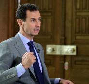 بشار الأسد وسوريا