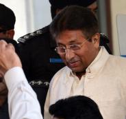 اعدام برويز مشرف