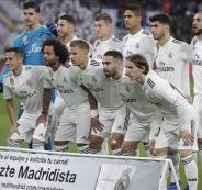 ريال مدريد ورواتب لاعبيه