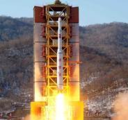 اجراء تجارب صاروخية كورية
