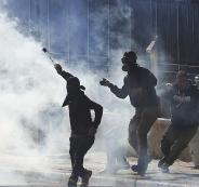 اندلاع مواجهات بالضفة الغربية وقطاع غزة