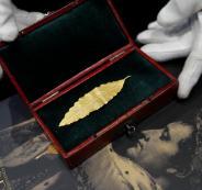 ورقة غار من تاج نابليون