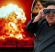 حرب نووية بين كوريا الشمالية واميركا