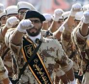 الحرس الثوري الايراني والسعودية والامارات