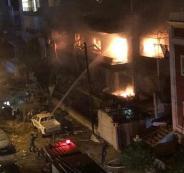 استهداف منزل قيادي في الجهاد الاسلامي بسوريا