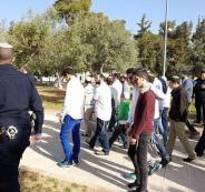 63 مستوطنا يقتحمون المسجد الأقصى