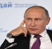 بوتين يجيب بالنكات حول ترشحه للانتخابات الرئاسية المقبلة