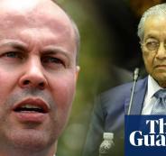 خلاف بين استراليا وماليزيا بشان القدس