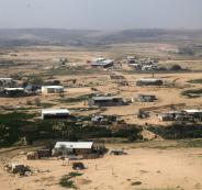محكمة الاحتلال تنظر اليوم في قضية تهجير سكان الخان الأحمر