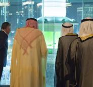 القمة الاسلامية في مكة المكرمة