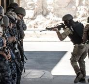 هجمات ارهابية في السلط