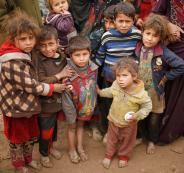 أكثر من 200 ألف نازح من الموصل في شهر