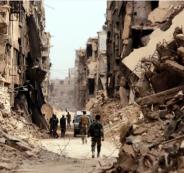 اعدام فلسطينيين في سوريا