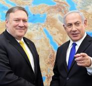 مايك بومبيو واسرائيل