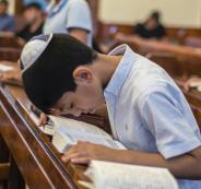 صلاة السبت لليهود في دبي