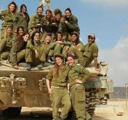اسرائيل ووحدات دبابات في الاردن ومصر