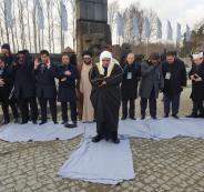 نتنياهو والامين العام لرابطة العالم الاسلامي