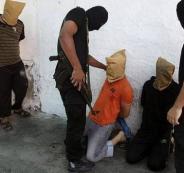 القبض على عملاء في غزة