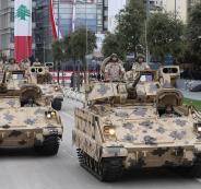 لبنان والجيش واسرائيل