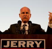 حاكم كاليفورنيا وترامب