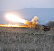 الجيش الإسرائيلي يقصف مواقع في سورية