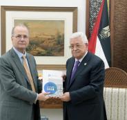 الرئيس وصندوق الاستثمار الفلسطيني