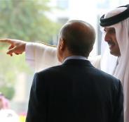 قطر وتركيا واسرائيل وغزة