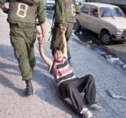 الاعتداء على طفل فلسطيني واصابته بكسور