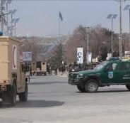 هجمات لطالبان في افغانستان