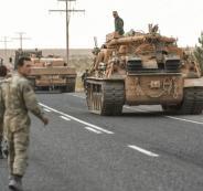 عملية نبع السلام التركية