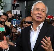 رئيس الوزراء الماليزي السابق