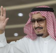 الملك سلمان والمراة السعودية
