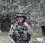 هروب الجنود جيش الاحتلال في كفرقدوم