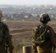 اطلاق النار على مزارع فلسطيني