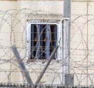 الاسرى في السجون في الضفة الغربية