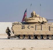 الجبش الامريكي في سوريا