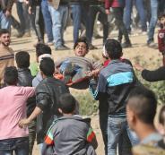 حماس ترحب بتقرير منظمة دولية يؤكد فيه بأن القتل على حدود غزة جريمة حرب
