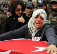 مقتل جنود اتراك