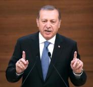 اردوغان وارمينيا