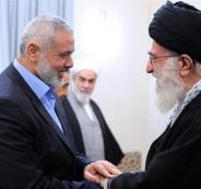 الاموال الايرانية وحماس