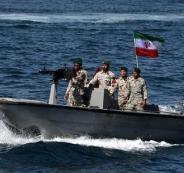 الحرس الثوري الايراني وصيادين كويتيين