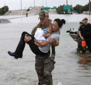 اميركا  تشكر فلسطين على العرض الذي قدمته لمساعدة متضرري اعصار هارفي