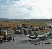 الكشف عن السبب الحقيقي للضربة الاسرائيلية لمطار